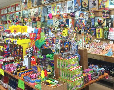 <p>Rocket Fizz Soda Pop and Candy Shop in Scottsdale offers a wide variety of candy and soda in a retro environment. </p><p>Photo by Charlotte Aaron</p>