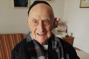 World's oldest man, a Holocaust survivor in Israel, to celebrate bar mitzvah 100 years late