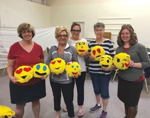 Spreading emoji joy