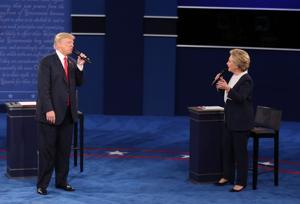 Trump vs. Clinton, Round 2: Iran, Syria, dog whistles and deplorables