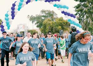 Jonathan's Walk 4 Friendship