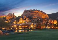 <p>Boulders Resort and Spa</p>