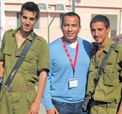 Councilman: Israel trip 'amazing'