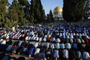 Free expression or intimidation? Israeli bill sparks debate on mosques' calls to prayer