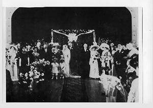 Exhibit explores 100-plus years of Jewish wedding customs