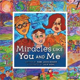 Book teaches an easy lesson in miracles