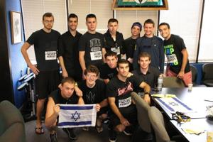 AEPi marks Holocaust Remembrance Day