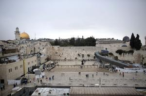 39 US lawmakers urge UNESCO to oppose resolution denying Jewish heritage in Jerusalem