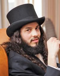 <p>Ari Lesser raps on everything from animals to Israel. He will be one of the performers at this fall's Desert Gathering Jewish Music Fest.       </p><p>Photo courtesy of Ari Lesser</p>