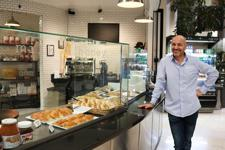 <p>Dany Marciano recently opened Milk + Honey, a kosher restaurant on the Ina Levine Jewish Community Campus in Scottsdale.</p>