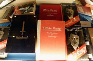 Hitler's 'Mein Kampf' is a German best-seller for 2016