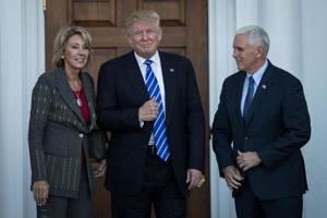 Betsy DeVos, Trump pick for education, pleases Orthodox, spooks church-state separationists
