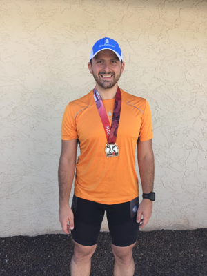 Scottsdale rabbi to compete in Ironman
