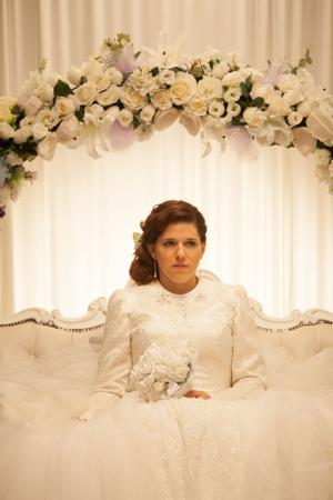 A young woman trusts that God will provide her with a groom  in the new Israeli film, 'The Wedding Plan'
