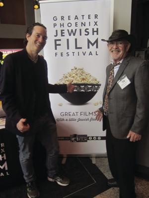 That's a wrap! Images from the 21st annual Greater Phoenix Jewish Film Festival