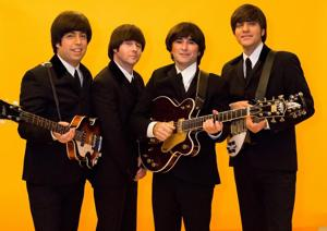 Fab Four comes to life in musical