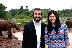 Hardy emissaries bring Chabad to Africa