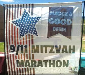 9/11 Mitzvah Marathon