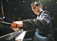 <p>Hershey Felder brings Irving Berlin to life in his one-man show.</p><p>Photo by 88 Entertainment</p>