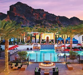 <p>Omni Scottsdale Resort & Spa at Montelucia  </p><p>Photo courtesy of Omni Scottsdale Resort & Spa at Montelucia</p>