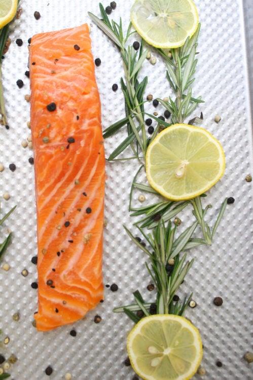 Lighten up Passover menus by adding more fish and veggies
