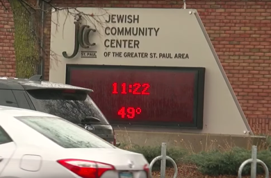 <p>The Jewish community center in St. Paul was among the JCCs evacuated over the weekend.</p>