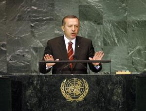 Erdogan slammed after meeting on stopping 'judaization' of Jerusalem, anti-Israel rant