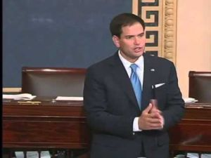 Rubio Delivers Senate Floor Speech on the Conflict in Gaza