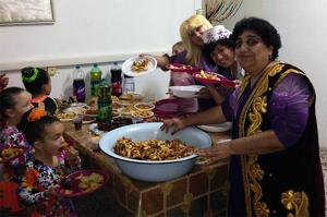 Dwindling at home, Central Asia's Bukharian Jews thrive in Diaspora