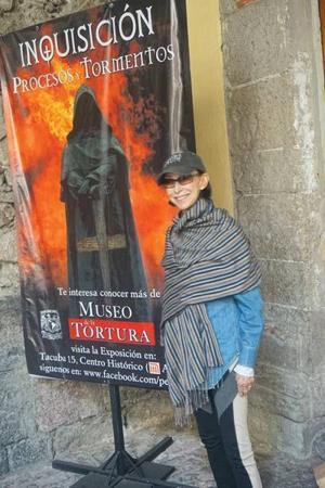 Author Marcia Fine
