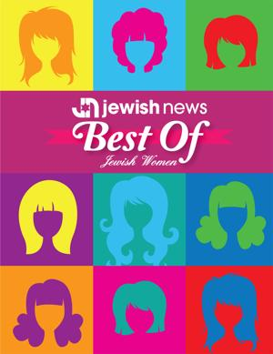 Jewish News wins first place award for Best of Jewish Women magazine