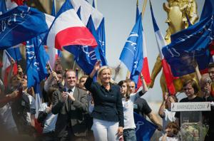 Is Europe's far right experiencing a 'Trump effect'?