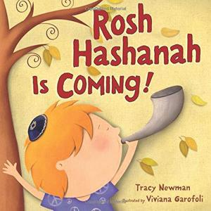 Six new kids' books for the Jewish New Year