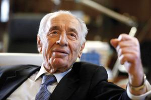 Peres remembered as visionary leader