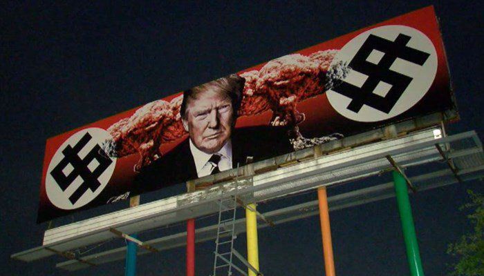 Anti-Trump billboard in Phoenix causes controversy