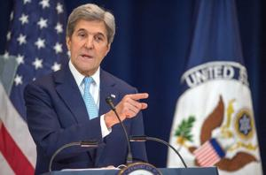 John Kerry rips Israel's 'pernicious' settlement policy, lays out 6 principles for Mideast peace