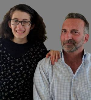 <p>Mark Roth plans to break ground on Luna Azul, a community for adults with special needs, in Phoenix this summer. His daughter Emma, left, was the inspiration for the neighborhood.</p>