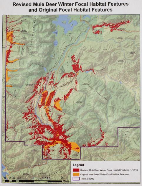 Wildlife Habitat Study Does Its Job Biota Says Jackson