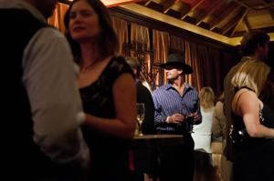 Posh Library Party Jackson Hole News Guide Features