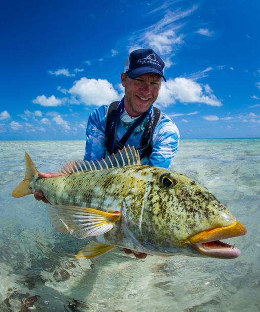 Fly fishing film seeks remote spots rare fish jackson for Fly fishing films