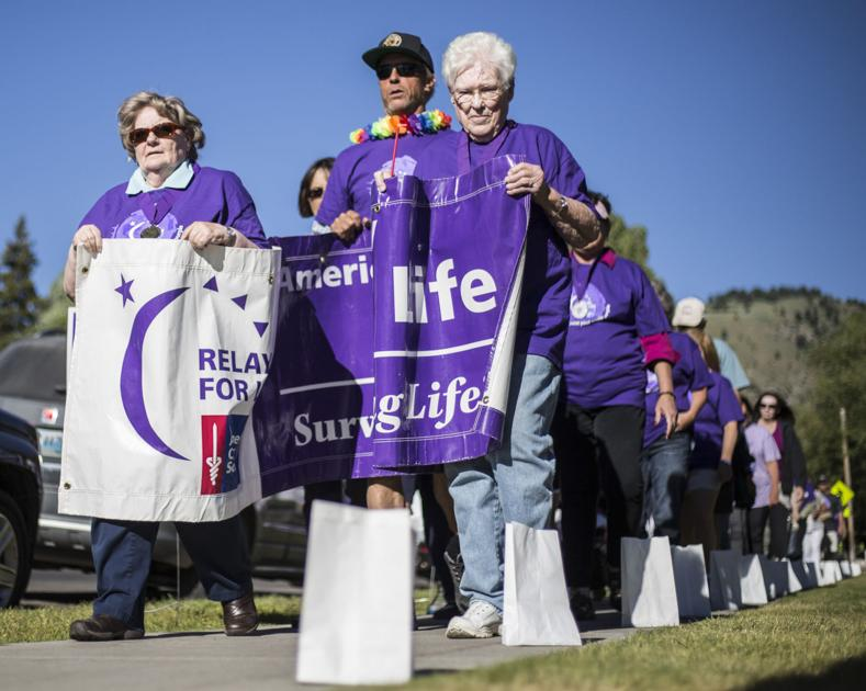 Relay offers widespread hope - Jackson Hole News&Guide: Features