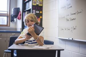 Taking ALL technology out of schools?