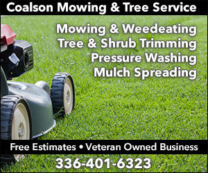 Coalson Mowing & Tree Service