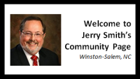 Jerry Smith's Community Page