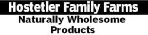 Naturally Wholesome Products