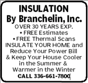 Insulation by Branchelin