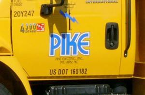 Pike Storm center tracks power restoration crews
