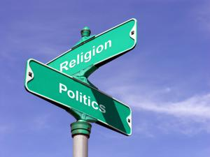 Does the church have a place in politics? Three theologians weigh in