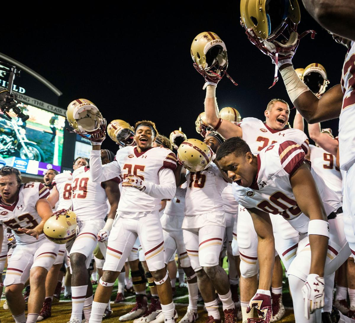 planning for a boston college football game College football points per game, by team show  boston celtics  college fb team points per game more team stats.
