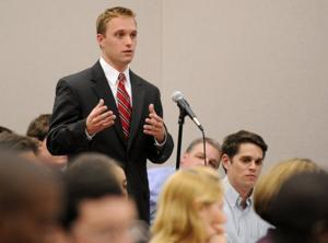 Head of Wal-Mart Stores Inc. Speaks to Wake Forest University
